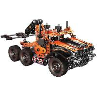 Erector Evolution Tow Truck Meccano Metal Construction Building Toy