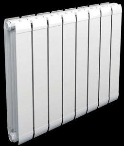 Radiatore termosifone calorifero alluminio sira rovall for Radiatori in alluminio