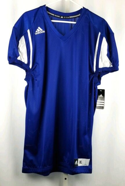 ADIDAS Ladies T Shirt Sportb Football Top In Blue or Purple Colour Climacool