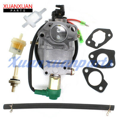 Carburetor for Generac GP5500 5945 5975 Sycamore 6000L 7000E Gasoline Generator