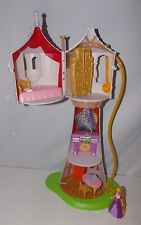Disney Princess Tangled Rapunzel's Magical Tower Playset