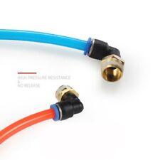 8 Pcs 18 L Fit Parts Connector Tube 8mm For Coats Corghi Tire Changer Machine