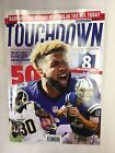 TOUCHDOWN Magazine Issue 2 Nov 2016 TOP 50 PLAYERS IN NFL Plus 8 UK PAGE SECTION