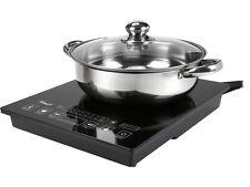 Rosewill 1800-Watt 5 Pre-Programmed Settings Induction Cooker Cooktop