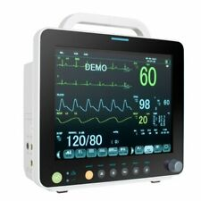 Multi Parameter Portable Vital Signs Patient Monitor Icuccu Machine For Clinic