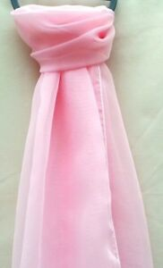 BEAUTIFUL-LADIES-PLAIN-CHIFFON-SCARF-ASSORTED-COLOURS-VERY-LIGHT-WEIGHT