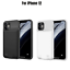 thumbnail 16 - 6800mAh Battery Charger Case For iPhone 11 12 Pro Max Power Bank Charging Cover