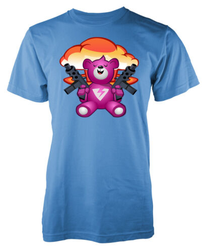 Gaming Brite Gunner Skin Bear Kids T Shirt