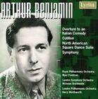 Arthur Benjamin: Overture to an Italian Comdey; Cotillon; North American Square Dance Suite (CD, Mar-2007, Lyrita)