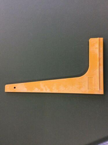 VETRO colorato forniture Tools 30 cm QUADRATO F