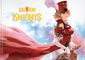 The Art of Seven Knights Vol 2 limited edition Art Book+