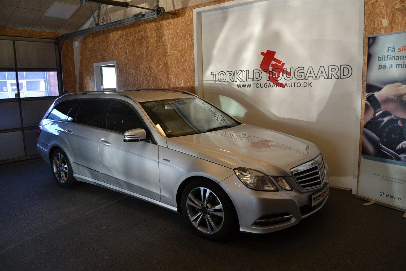 Mercedes E220 2,2 CDi Avantgarde stc. aut. BE 5d - 109.800 kr.