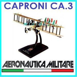 1/144 - Caproni Ca.3 - 1a Squadriglia 4° Gruppo – Die-cast 50% De RéDuction
