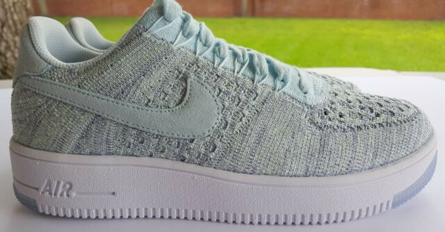 newest 34af5 a96b8 Nike Women's Af1 Flyknit Low Casual Shoe 8