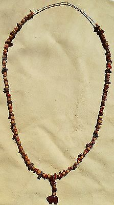 Green Navajo Ghost//Cedar Beads Bracelet Bitsoie. Juniper Berry by L