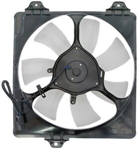 Engine-Cooling-Fan-Assembly-Right-Dorman-620-539-fits-01-05-Toyota-RAV4-2-0L-L4