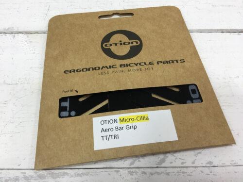 For TT//TRI Black Otion Micro-Cillia Aerobar Grip