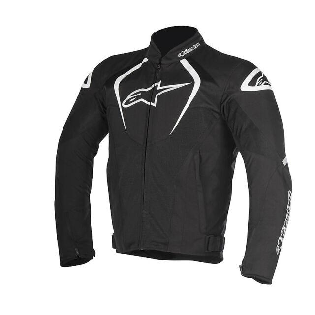 Giacca Moto Tessuto Alpinestars 3301517/10 T-Jaws V2 Nero