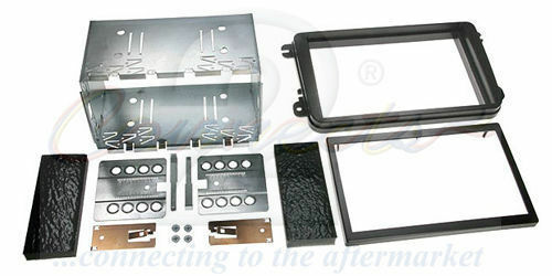 VW Passat /& LT04 Polo 01 /& GT DOUBLE DIN Panneau Avant Kit ct23vw03a
