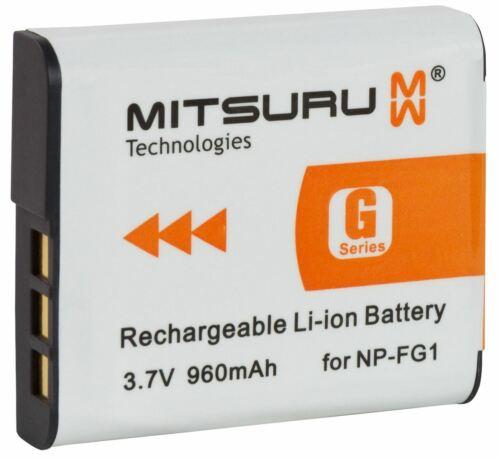 Mitsuru® 960mAh Battery Sony Cybershot DSC-T100 DSC-T20 DSC-W100 DSC-W110