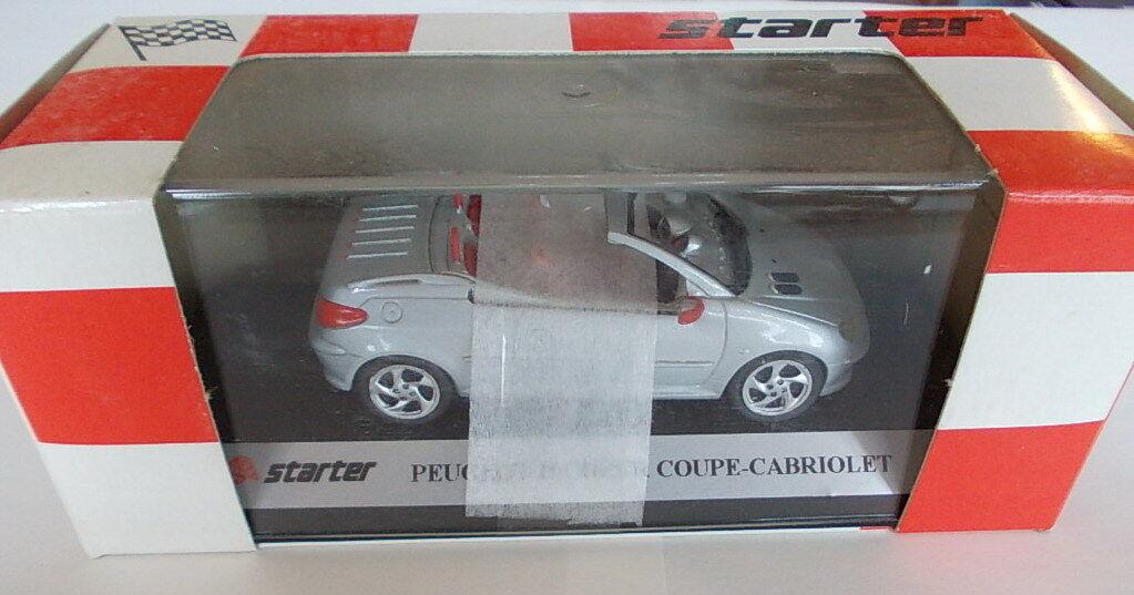 Starter 1 43 - peugeot 20  coeur coupé cabriolet-MAIN hergestelt  qualité authentique