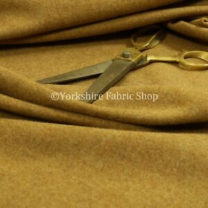 New-Brown-Colour-Plain-Wool-Nylon-Material-Upholstery-Quality-Furnishing-Fabric