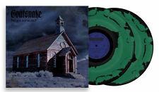 Goatsnake - Black Age Blues (Clear Green Vinyl With Black Swirls, 500 Copies)