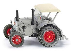 Siku-3459-Lanz-Bulldog-Landwirtschaft-Modell-Auto-Fahrzeug-Traktor-Trecker-1-32