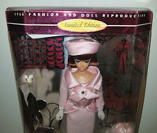 """Mattel """"Fashion Luncheon"""" Barbie 1996 Never Opened 1966 Reproduction"""