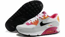 Nike Air Max 90 HYPER Grapepink volt Youth Size 5 GS 345017