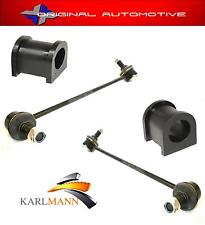 FOR MITSUBISHI GRANDIS 2.0 DID 2.4 03-09 FRONT STABILISER LINK BARS & D BUSHS