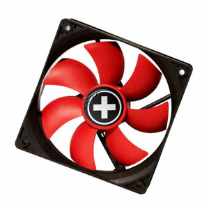 Xilence-Red-Wing-120mm-Gehaeuse-Luefter-sehr-leise-PC-ATX-Gehaeuseluefter-12cm-DHL