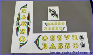 Restoration Decals Kit for VITUS 979 and 992 Frame Fork FREE Gift Stickers Set