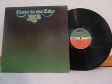 Yes Close To The Edge Vinyl LP Record Piros