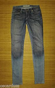 jean JOE'S slim taille basse taille 24 us ou 36 fr