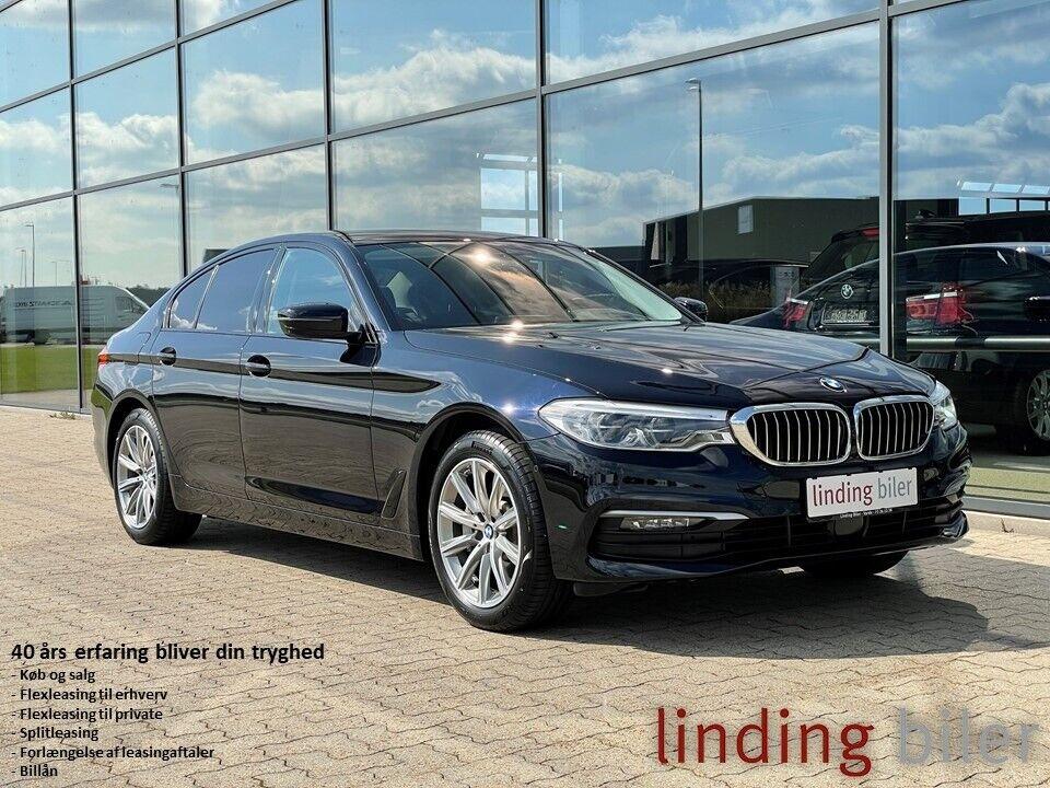 BMW 530e 2,0 iPerformance aut. 4d - 529.900 kr.