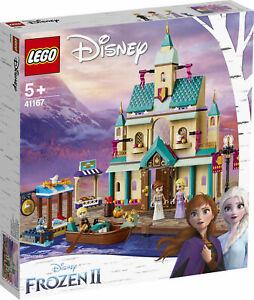 LEGO-Disney-Frozen-II-41167-Schloss-Arendelle-NEU-OVP