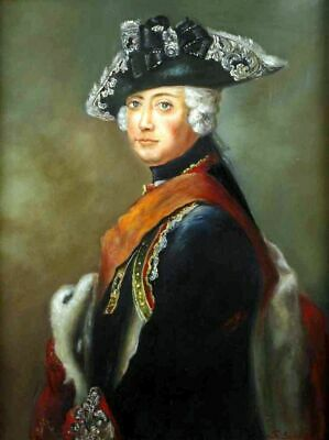 König Friedrich Ii, Der Große Neueste Mode