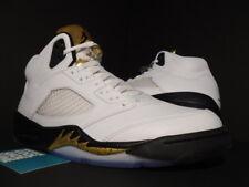 watch d7364 9d5f8 Nike Air Jordan 5 Retro V Olympic Gold 2016 Basketball Shoes 136027-133  Size 11