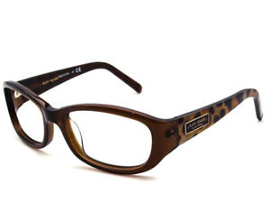 7fdb9c75c7eb Kate Spade Sunglasses FRAME ONLY DEE/S 01W0 Brown Leopard Italy 54 ...