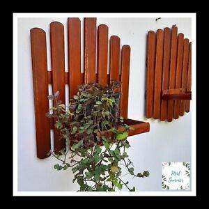 SUMMER-wooden-plant-stand-indoor-outdoor-Multiple-Flower-pot-holder-shelf-rack