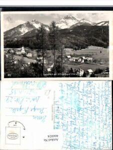 466024-Latschach-Totale-m-Mittagskogel-Bergkulisse
