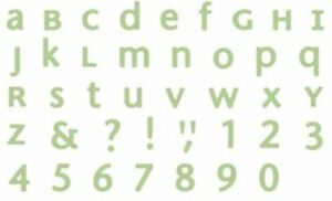 QuicKutz-Lifestyle-Crafts-2x2-Alphabet-Die-Set-METRO-Classic-Unicase-Retired
