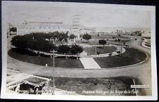 CUBA~1919 HAVANA ~ HABANA ~ THE PUNTA PARK ~ Real Photo PC  RPPC