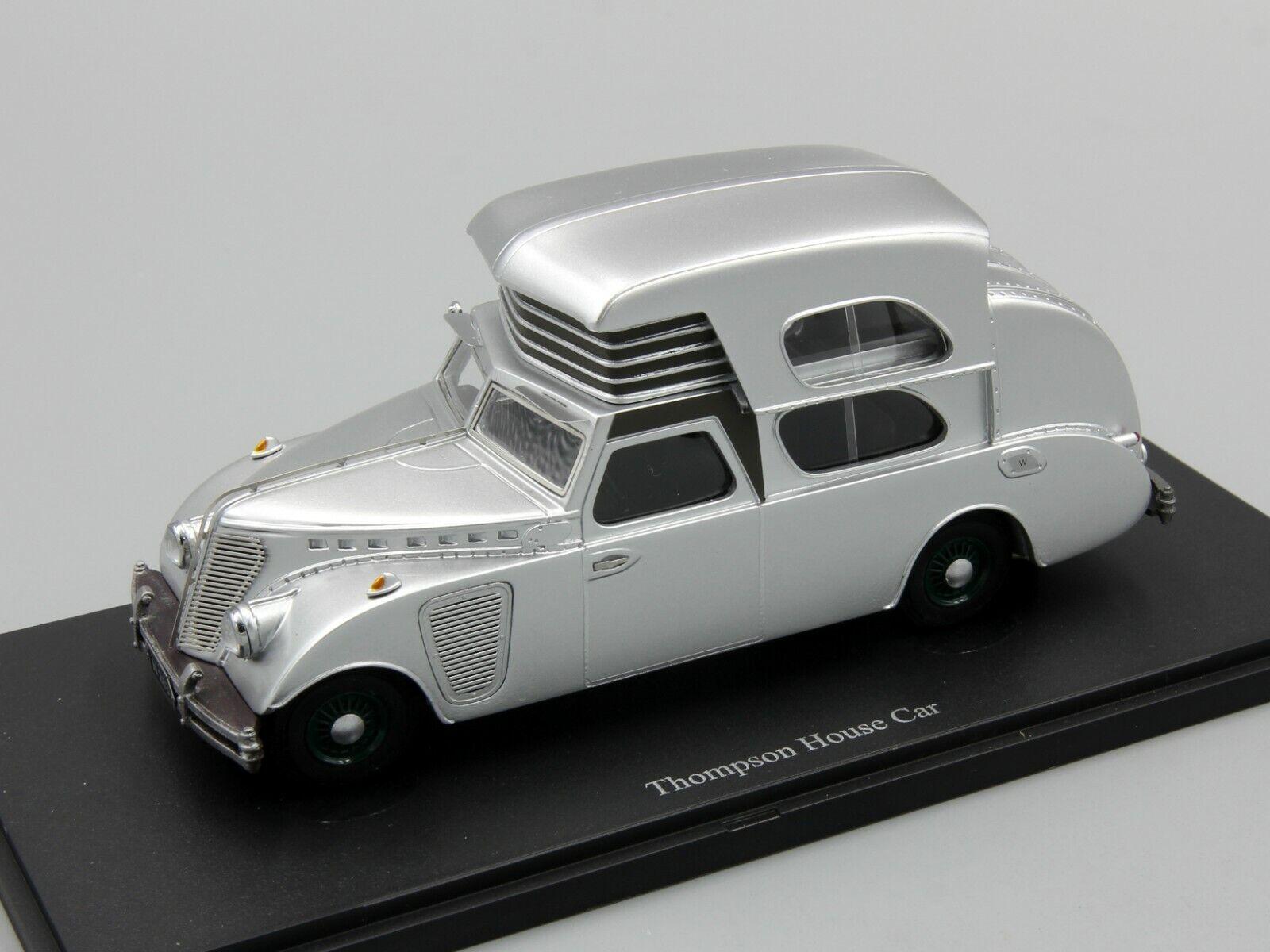 Autocult 1 43 Thompson Casa Coche, argento metálica, USA, 1934