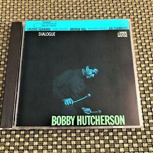 Bobby-Hutcherson-Dialogue-1989-Like-New-CD