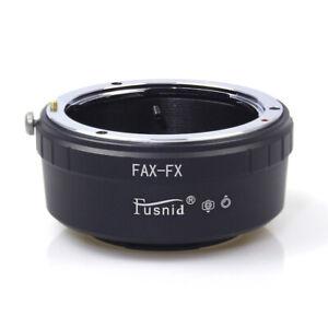 Adapter For Old Film X-Fujinon Fujica x lens to Fujifilm Fuji FX Digital Camera
