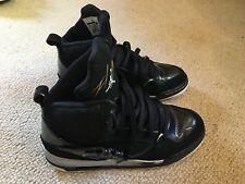 sale retailer 3837a 21e58 item 8 Nike Air Jordan Flight 45 High GG juniors trainer boots in black -  size 5.5 -Nike Air Jordan Flight 45 High GG juniors trainer boots in black  - size ...