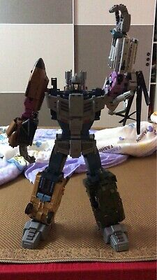 Replacement Head  for Transformers Zeta toys armageddon G1 bruticus IN STOCK new