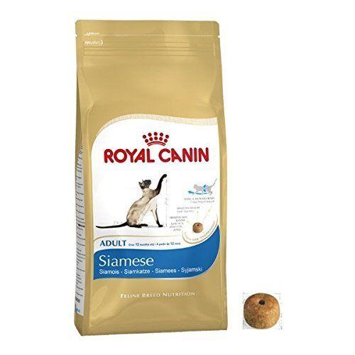 Royal Canin SIAMESE gatto adulto asciutto CIBO PER BILANCIATO E COMPLETO 2kg